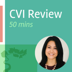 Personalized CVI Assessment Review with Dr. Jennifer Kim