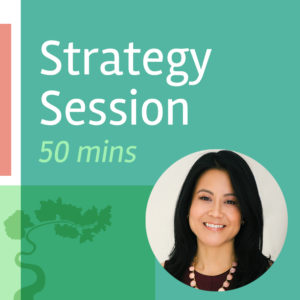 50 minute Strategy Session with Dr. Jennifer Kim
