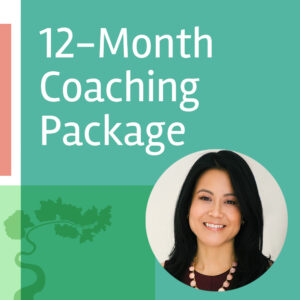 12 month coaching package