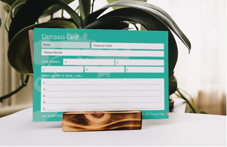 Download my Compass Card and create the life you want